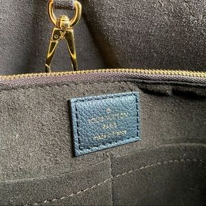 Louis Vuitton Bags - Louis Vuitton Monogram Calfskin Kimono Black